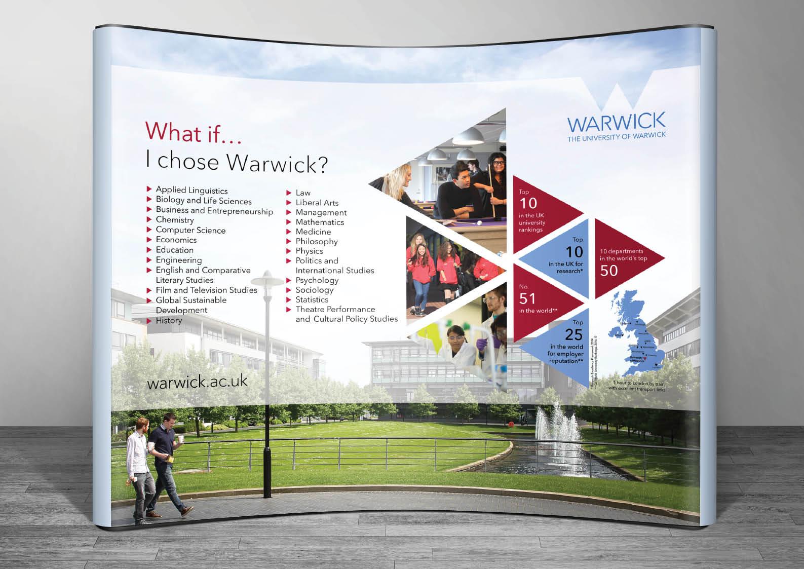 Warwick EHEF Booth
